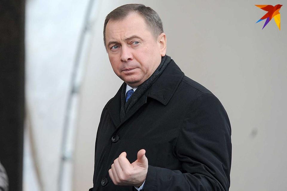 Макей прокомментировал ситуацию в Керченском проливе