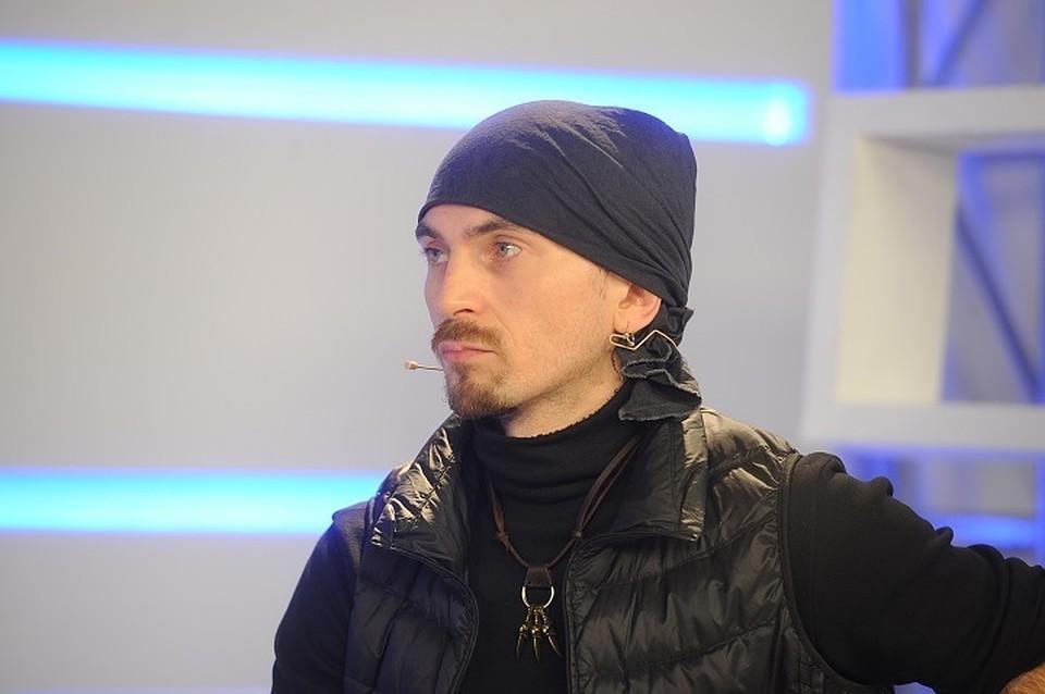 Игорь Тальков-младший живет в Москве