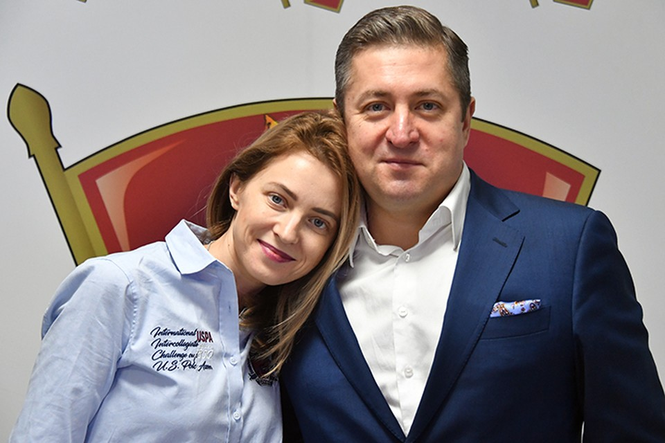 Наталья Поклонская и ее муж Иван Соловьев впервые дали вместе большое и откровенное интервью на Радио «КП»