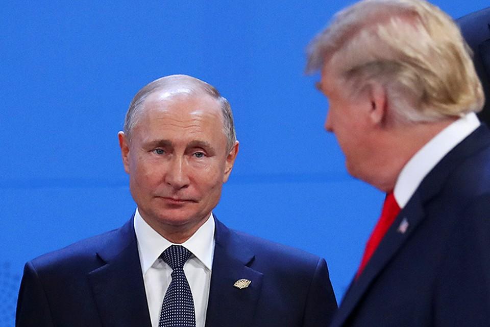 Hа саммите «Большой двадцатки» в аргентинском Буэнос-Айресе должна была пройти расширенная встреча президентов РФ и США