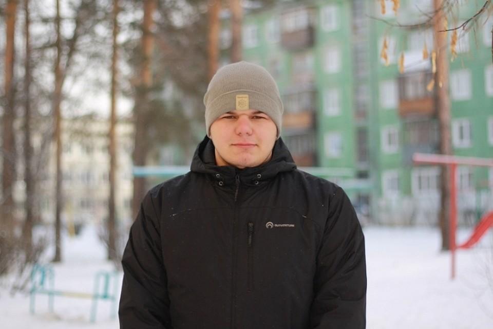 Ангарчанин задержал грабителя, напавшего на школьницу. Фото: пресс-служба ГУ МВД по Иркутской области.