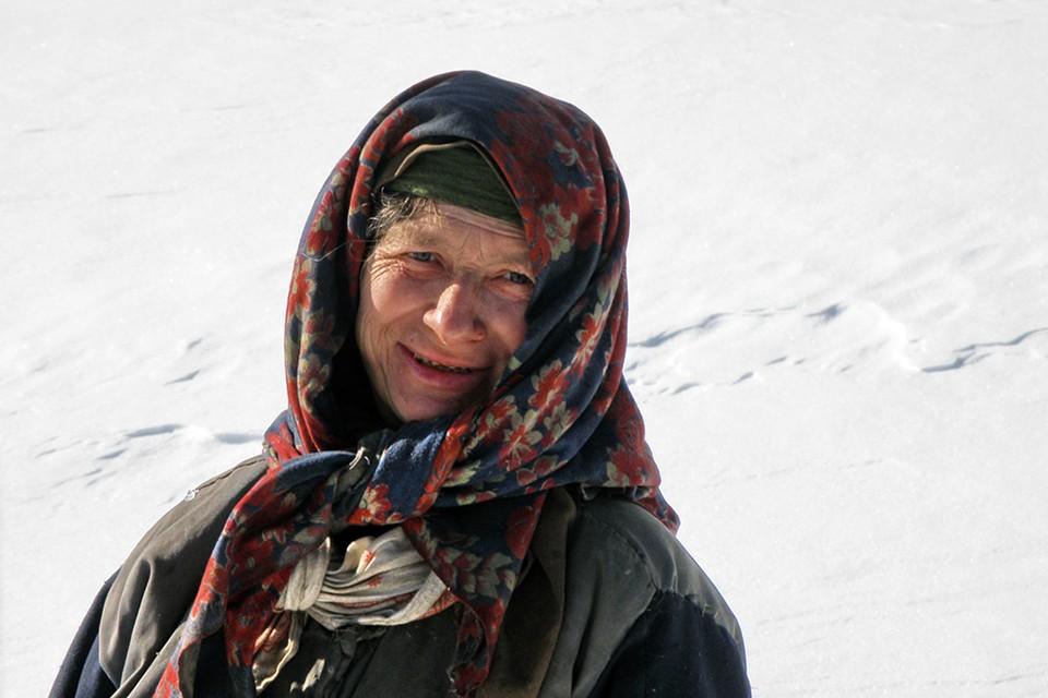 Агафья Лыкова. Фото: заповедник «Хакасский»