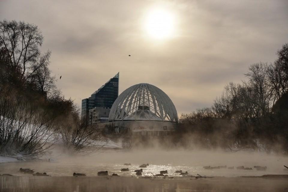 Горожане ощутят суровую уральскую зиму за неделю до Нового года