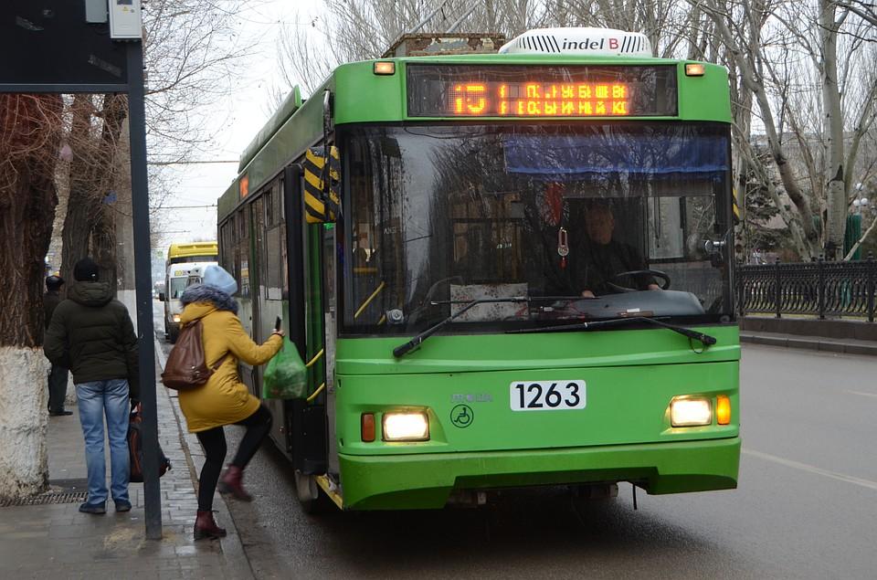 Повышение платы за проезд в Волгограде депутаты рассмотрят 21 декабря 5841c17628f