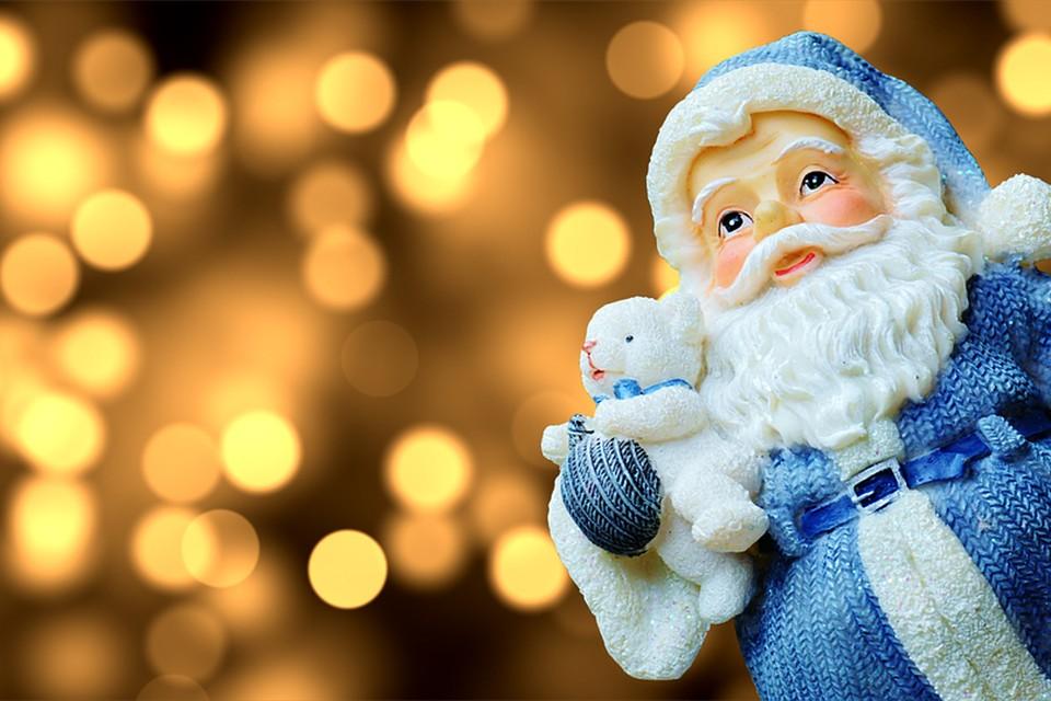 В разных странах святой Николай стал прообразом Деда Мороза и Санта-Клауса. Фото: pixabay.com