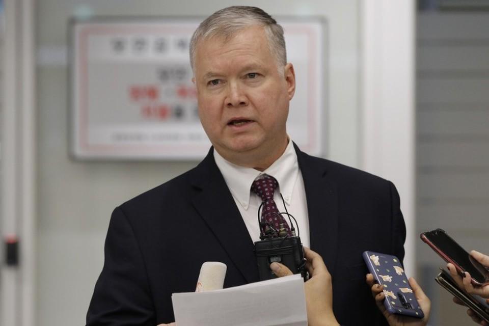 Спецпредставитель США по делам Северной Кореи Стивен Биген