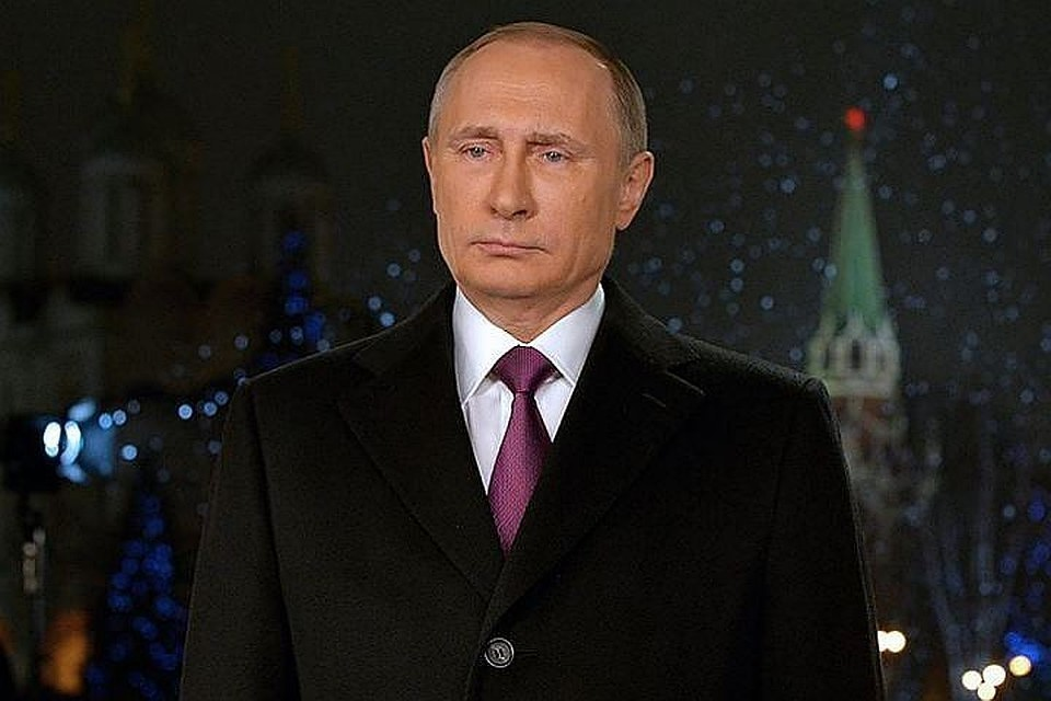 Президент РФ Владимир Путин. Фото: Алексей Дружинин/ТАСС