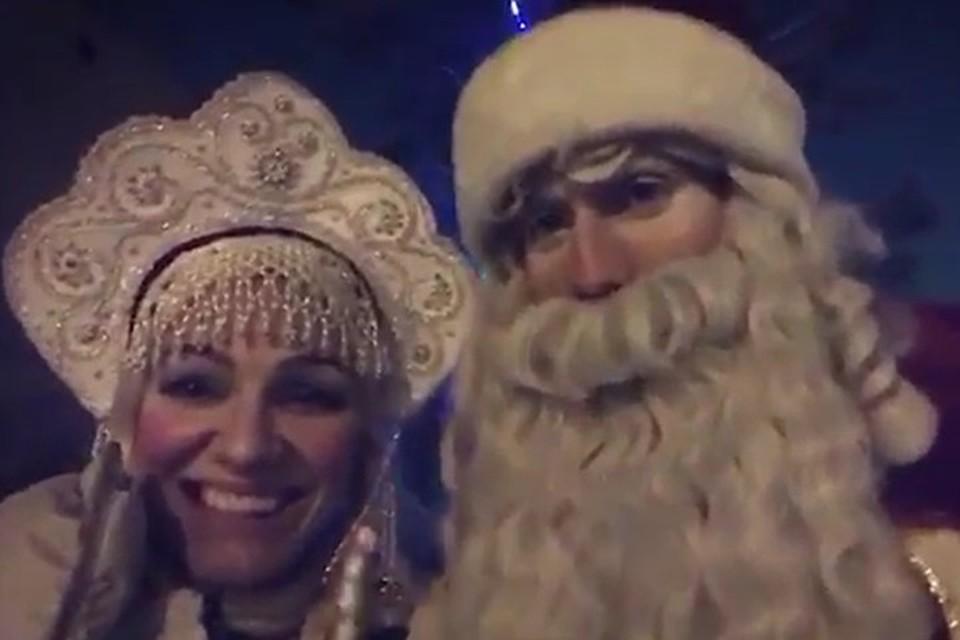 Россияне поздравили Сергея Генина с Новым годом. Фото: кадр видео youtube