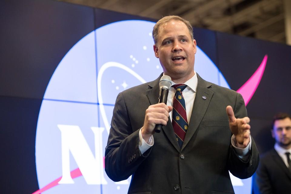 Глава НАСА Джим Брайденстайн