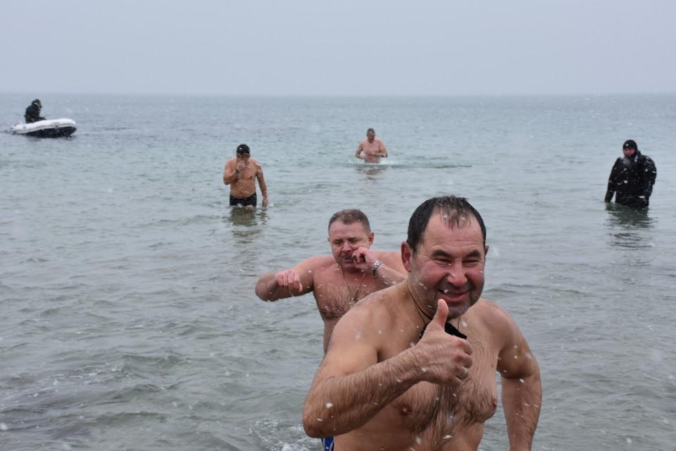 В этом году заплыв прошел в 48-й раз