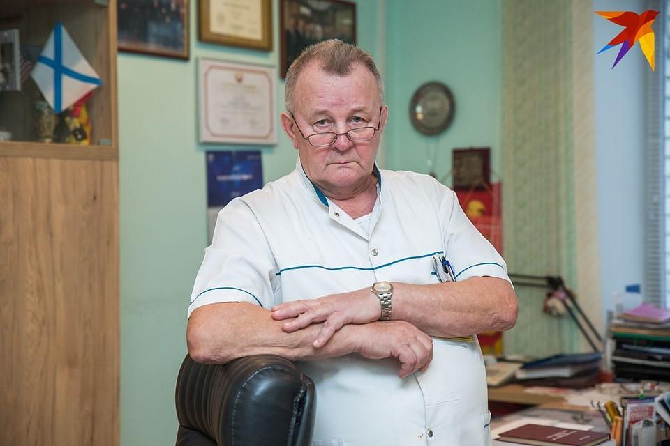 Профессор Валерий Кирковский: За одну трансплантацию иностранцу мы обеспечиваем лечение нескольким белорусским пациентам.