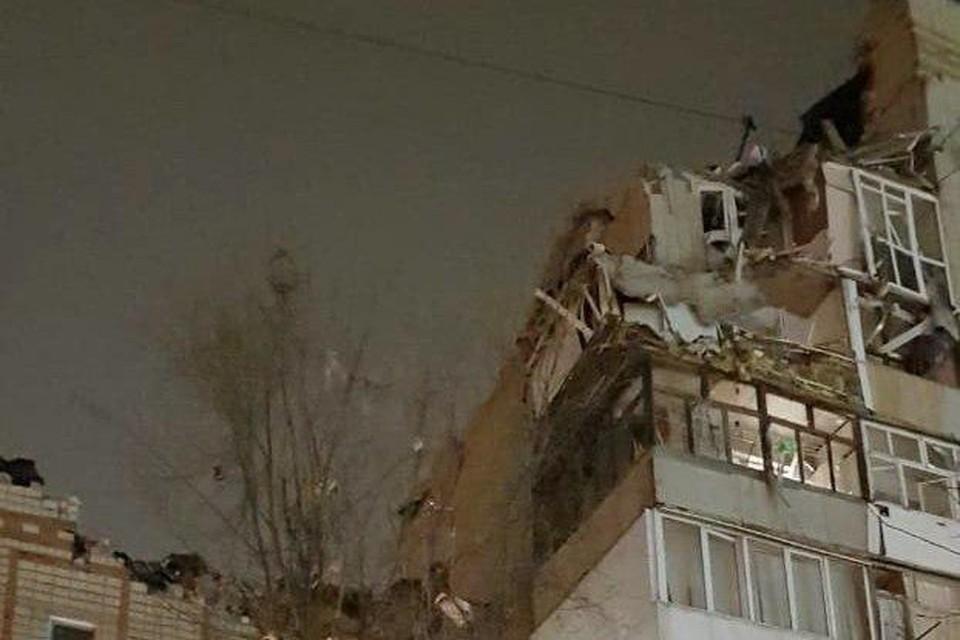 Специалисты считают, что причиной взрыва в Шахтах могло стать воздействие на газовый баллон
