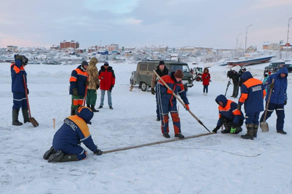 На Ямале оборудуют 30 крещенских купелей Фото: правительство ЯНАО