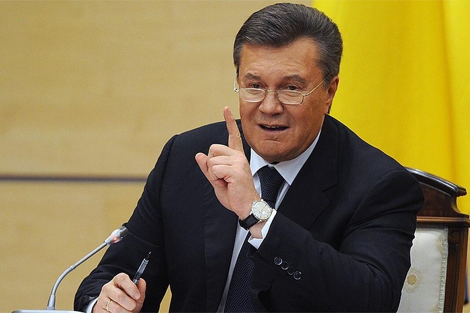 Как и следовало ожидать, суд признал Януковича виновным в инкриминируемых ему обвинениях