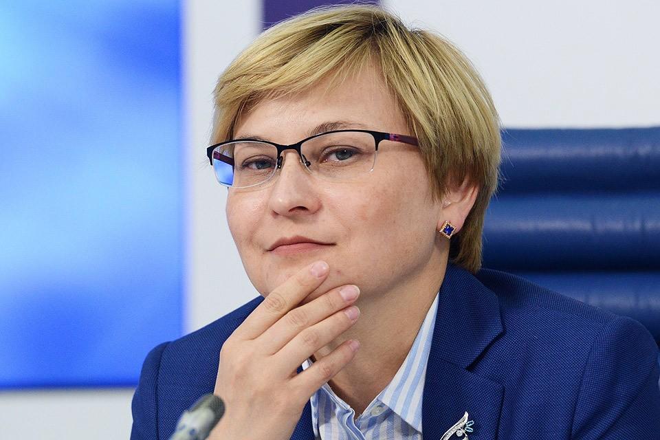 Сенатор Людмила Бокова. Фото Николай Галкин/ТАСС