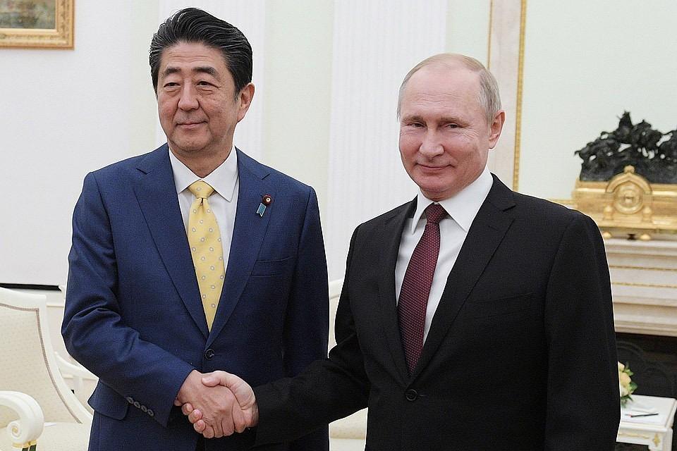 Дмитрий Песков рассказал, к чему приведут экономические инициативы Синдзо Абэ