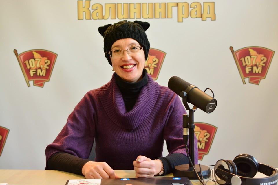 Только у нас. Валерия Надымова