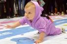 «Карапузы, на старт!»: в Мурманске определены самые быстрые малыши