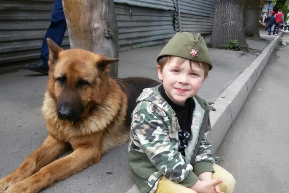 Маленький Ваня из Владикавказа спас больше 100 кошек и собак