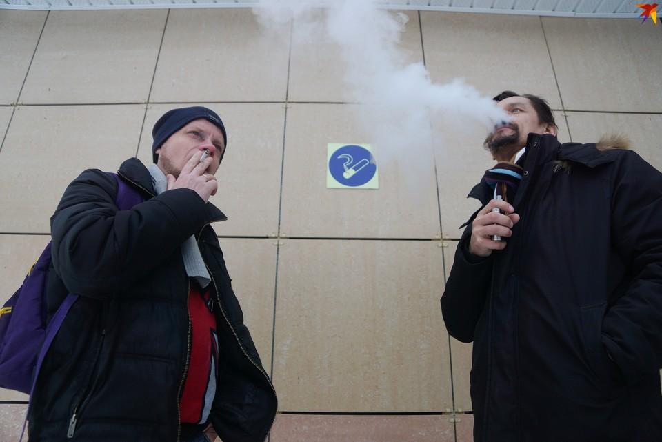 По новому декрету, в Беларуси станет больше мест, где запрещено курить