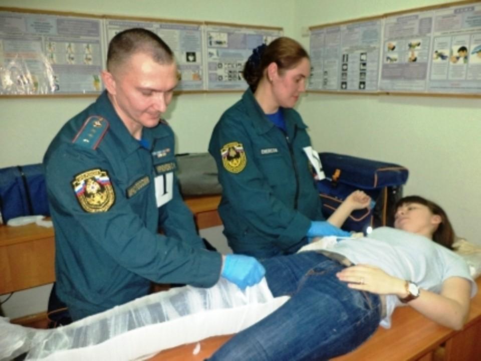 Соревнования «Человеческий фактор» проводятся в рамках Всероссийского проекта «Научись спасать жизнь!»
