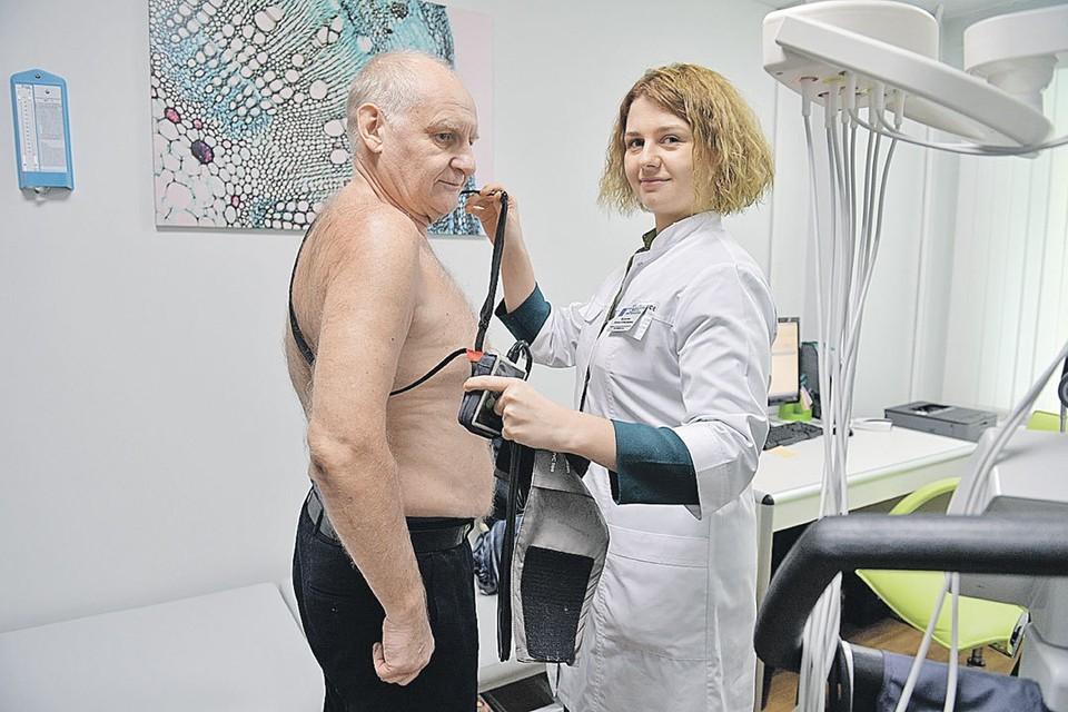 Кандидат медицинских наук, кардиолог Наталья Мозжухина проверила сердце, сосуды...