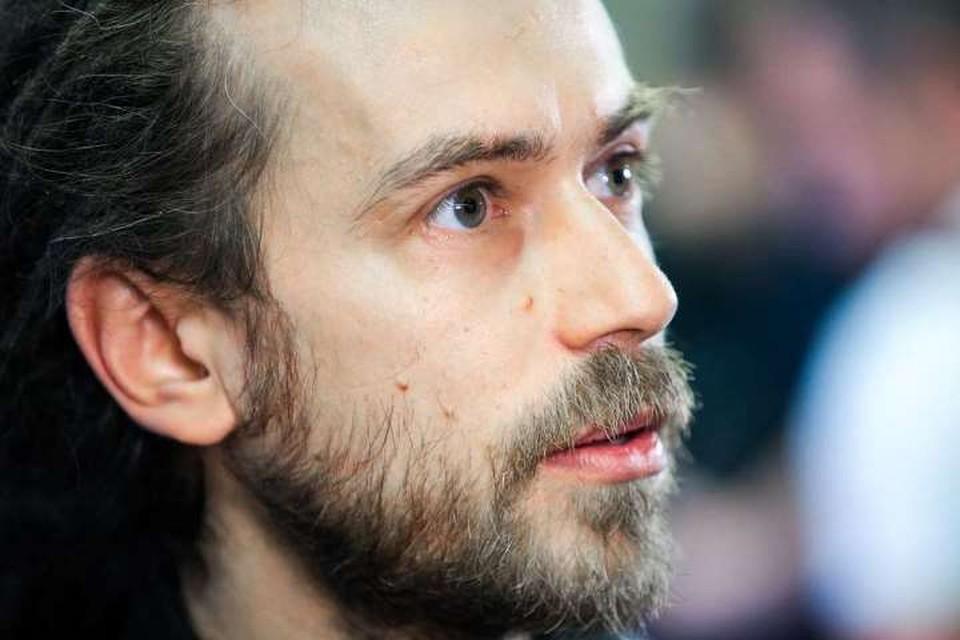 Кирилл Толмацкий, более известный под сценическим псевдонимом Децл. Фото: Сергей Бобылев/ТАСС