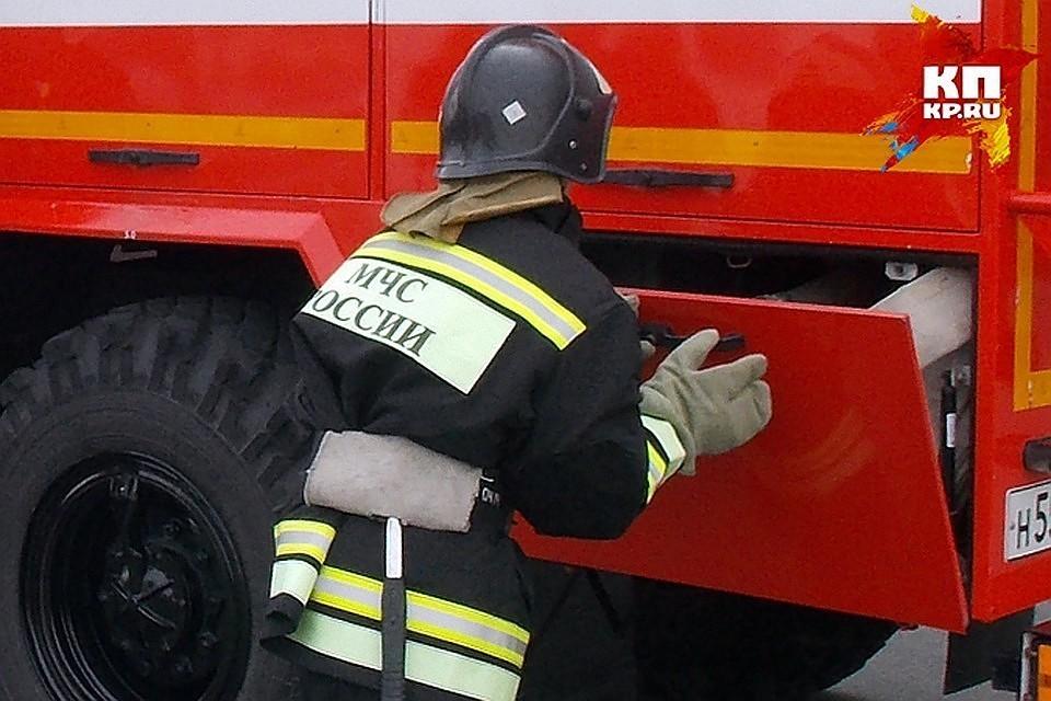Три подозрительные сумки обеспокоили спасателей в доме на улице Блынского в Орле
