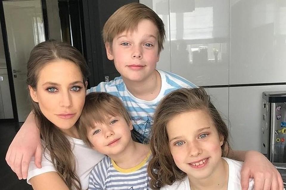 Андрей Аршавин начал чаще общаться с детьми от первой гражданской супруги Юлии Барановской. Фото: Инстаграм.