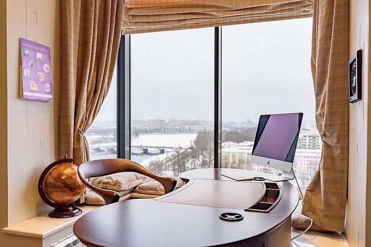 Апартаменты были подарены Рауфу Арашукову его отцом «газовым королём». Фото: evspb.ru/соцсети