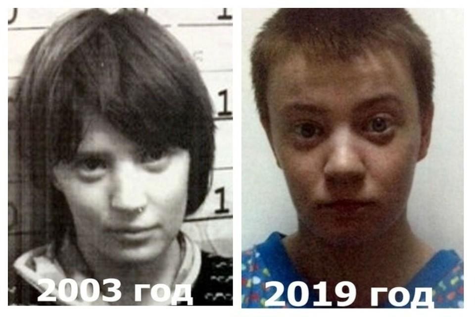 Девочка с потерей памяти спустя 15 лет ищет свою семью. Фото: Поиск пропавших детей - Красноярск.
