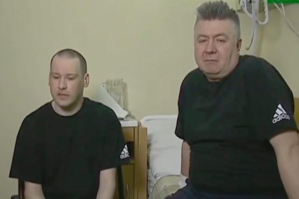 После лечения пилоты вернутся в Молдову. Фото: скриншот из видео