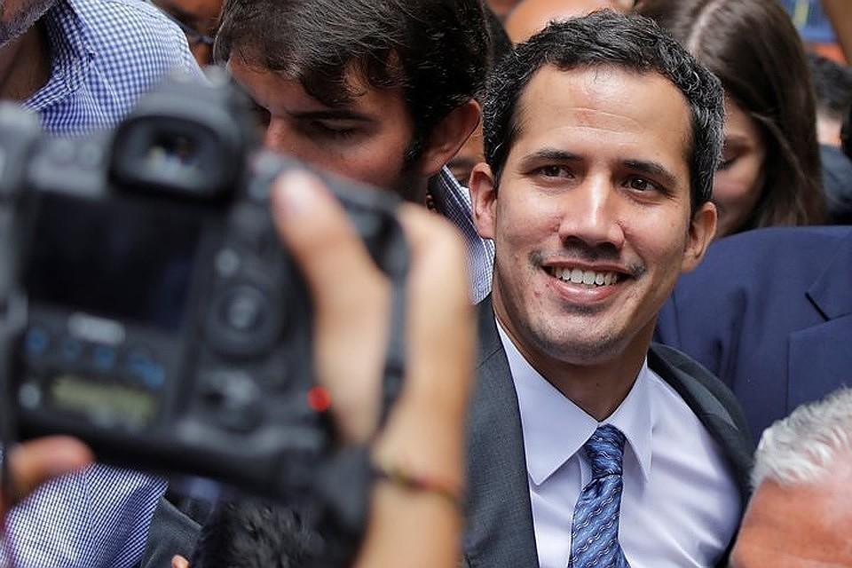 """Мадуро пошел в изобличении самозванца дальше, назвав Гуайдо """"агентом ЦРУ, который служит интересам Соединенных Штатов и сионистов"""""""