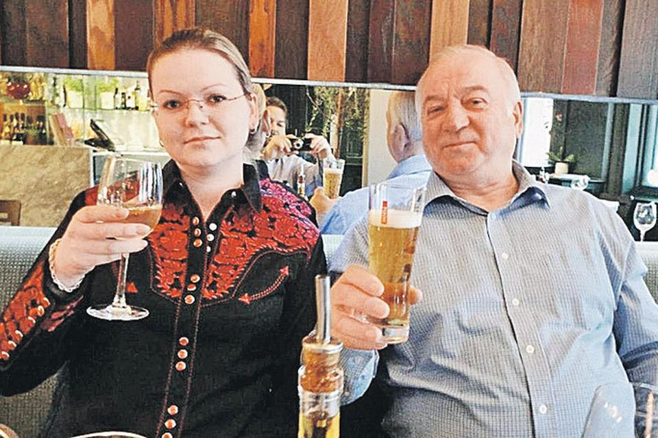 Юлия и ее отец Сергей вроде бы выздоровели, но где они сейчас - не знает никто. Возможно, упрятаны на какой-нибудь конспиративной даче британских спецслужб под глубоким прикрытием.
