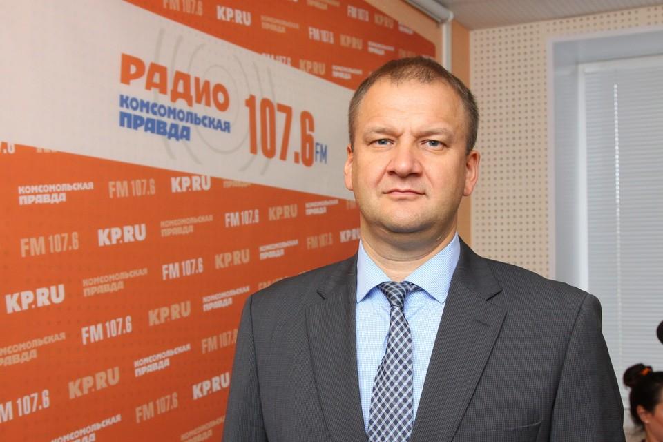 Олег Гарин, Председатель Городской думы Ижевска