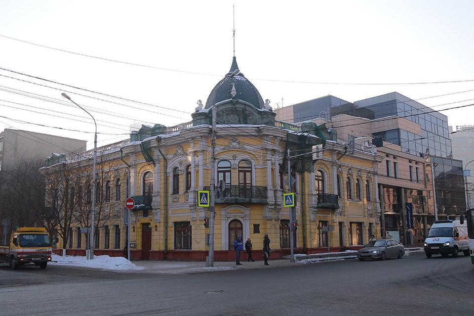 Музыкальная школа, Сурикова 19