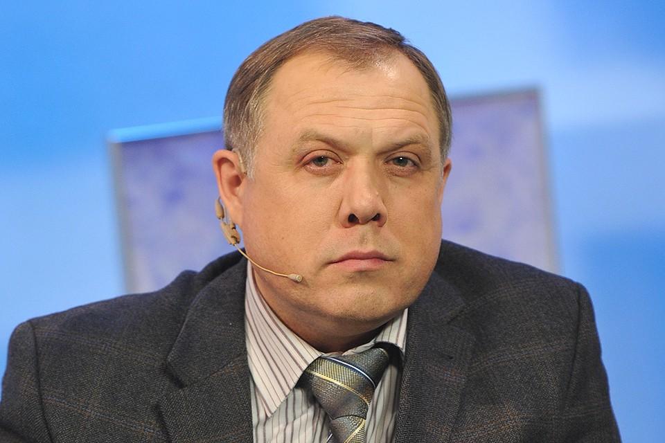 Политолог Игорь Шатров.