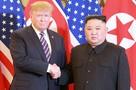 Ни рыба ни мясо: Трамп и Ын не договорились на саммите в Ханое и разъехались до обеда