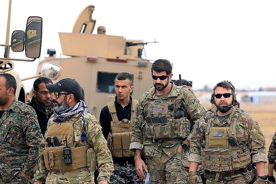 """Агентство """"САНА"""" заявило о том, что американцы вывезли из сирийской провинции Дейр-эз-Зор около 50 тонн золота."""