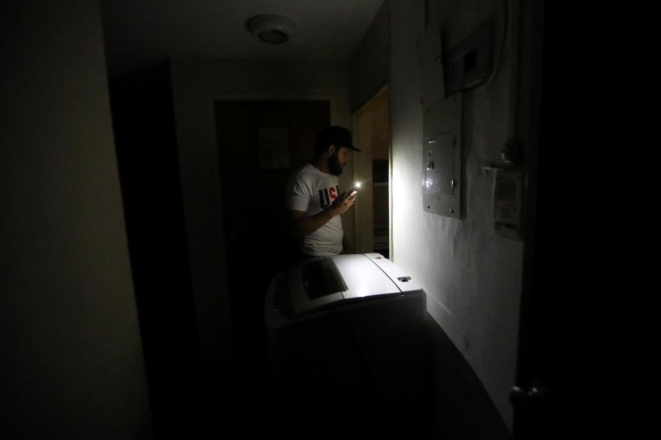 Жертвами отключения света в Венесуэле за три месяца стали 79 человек