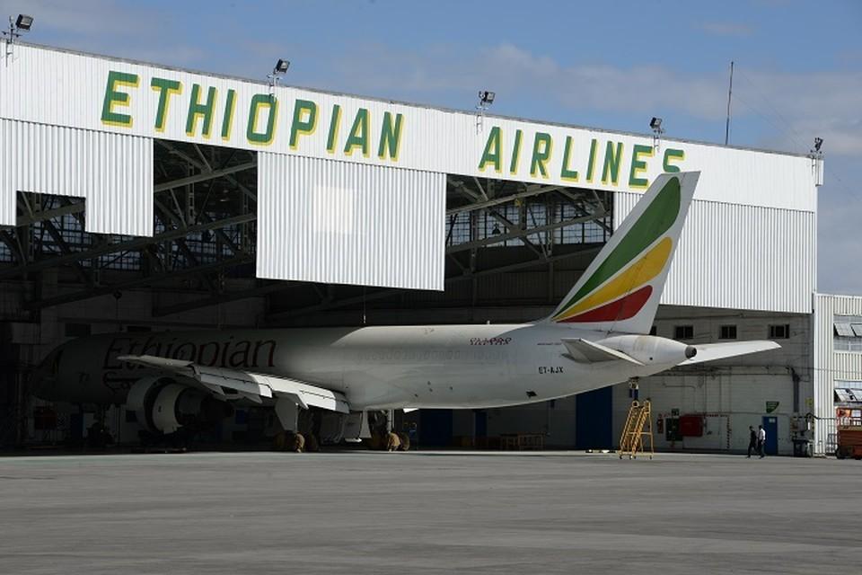 Ранее в воскресенье стало известно о том, что лайнер Ethiopian Airlines рухнул в районе вулкана Бишофту