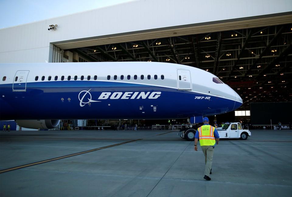 Boeing модернизировать лайнеры 737 MAX