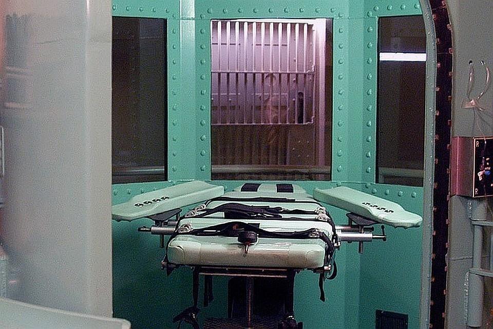 Обычно для казней преступников в США используются смертельные инъекции