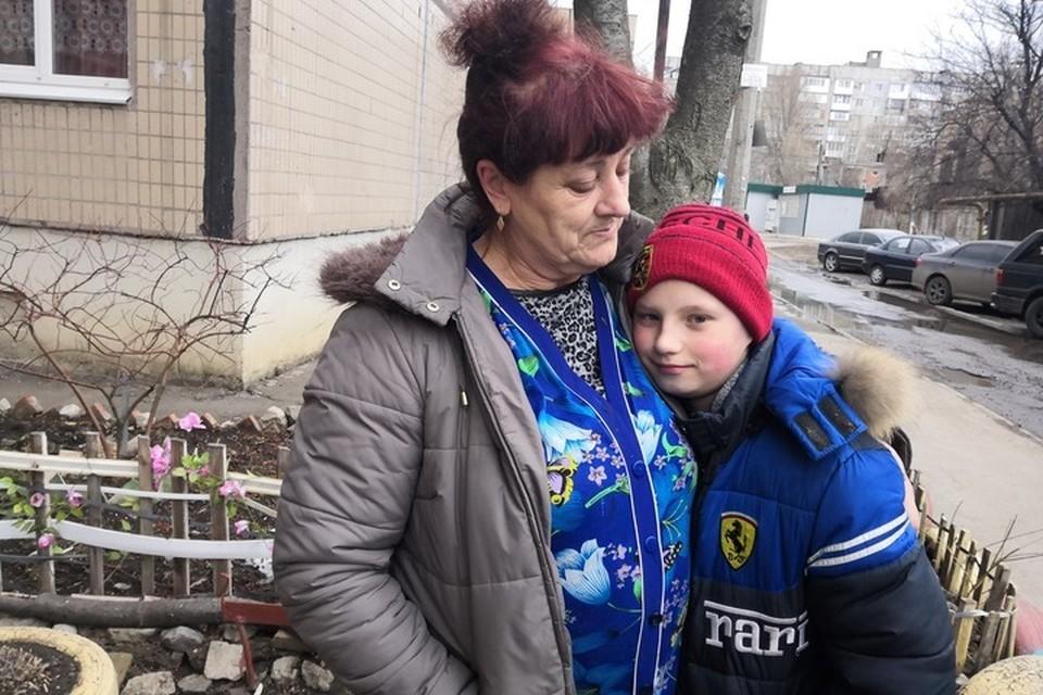 Тамара Александровна забрала мальчика к себе в самый тяжелый для него момент.