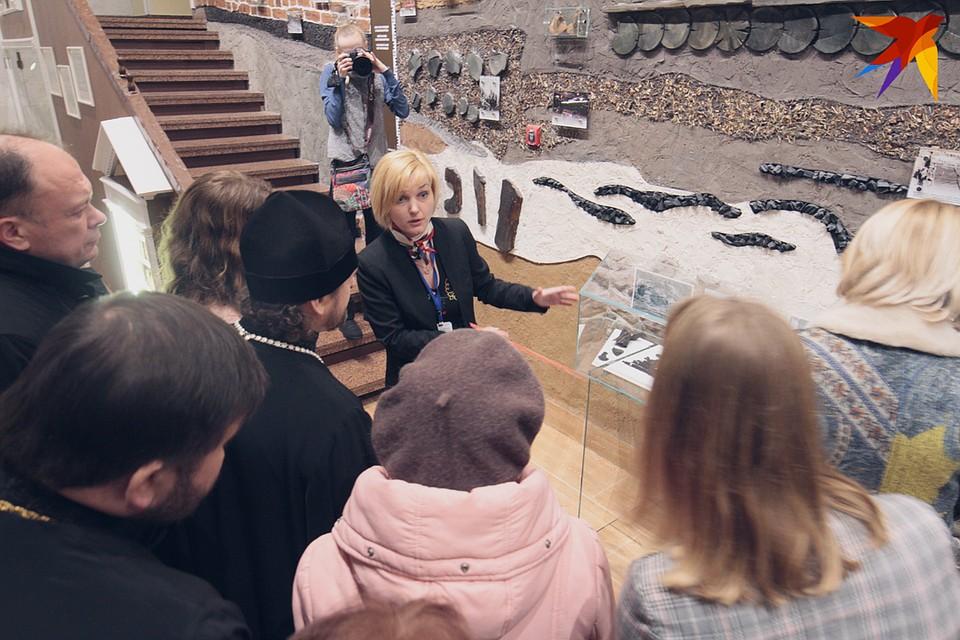 Открытие Археологического музея