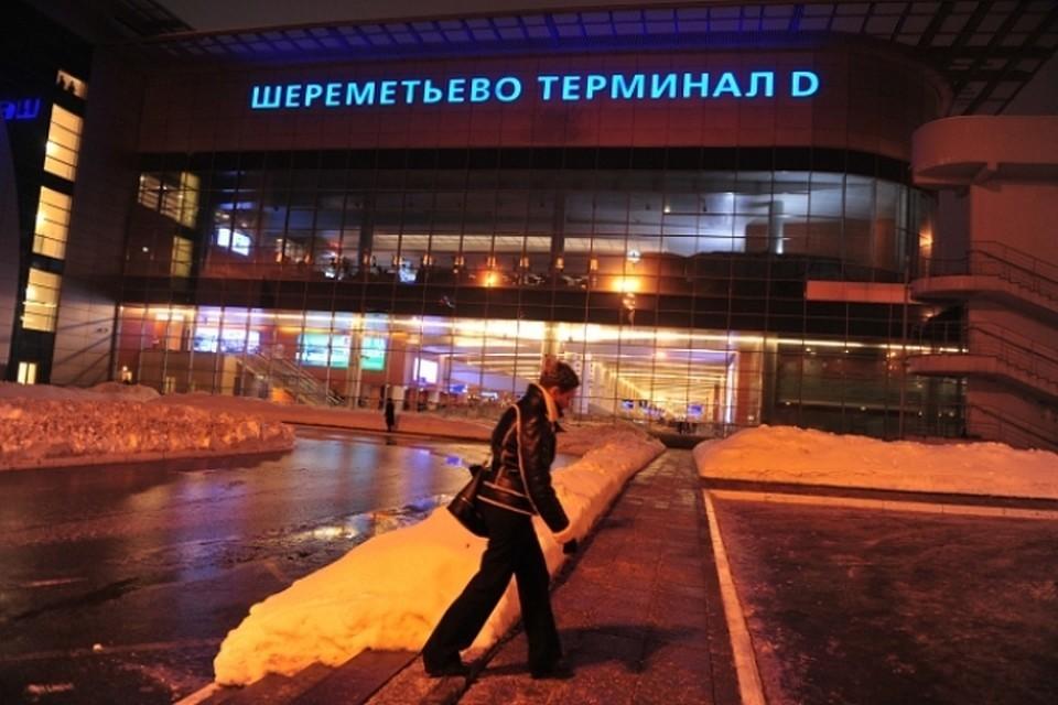 В Шереметьево опасно сблизились два лайнера