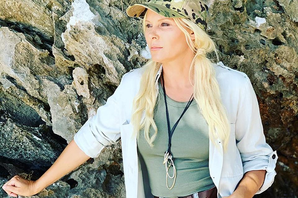 Яна Троянова возмутилась поведением племени актеров, специально проигравших соревнование
