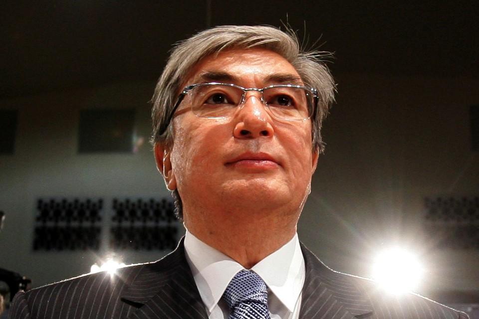 Новый глава Казахстана Касым-Жомарт Токаев
