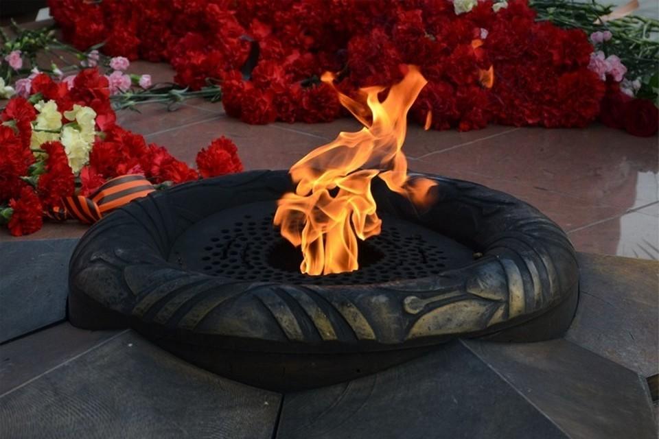 Власти Ноябрьска объяснили, почему потух Вечный огонь Фото: Администрация Ноябрьска