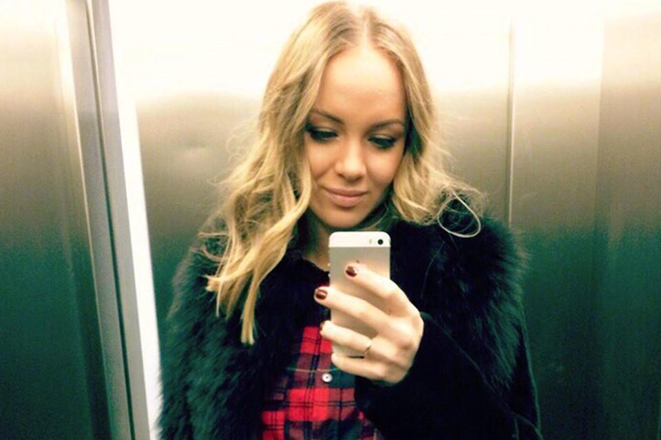 Дальняя родственница Сильвестра Сталлоне Валерия Кравченко